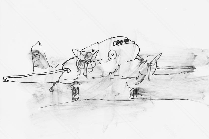 Blog 1 plane