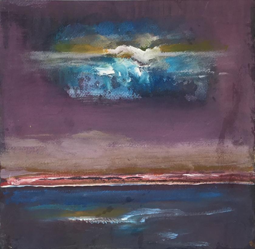 Evening Scapa Flow