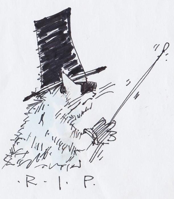 trev funeral